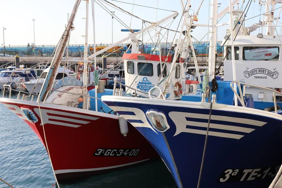 2º Noticia. El Gobierno regional y sector pesquero solicitan al Ministerio la mejora de seguridad y condiciones de trabajo de la flota canaria