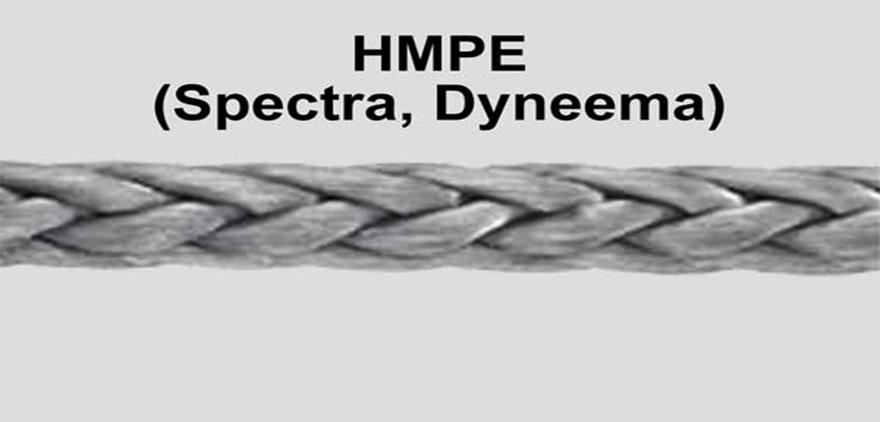 HMPE fiber-HMPE