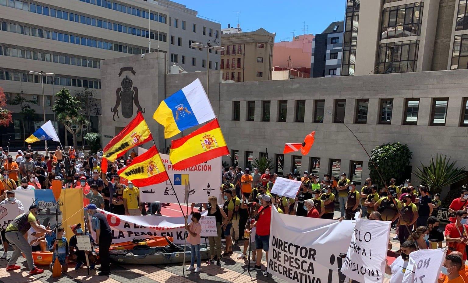 Canarias presentará alegaciones al decreto de pesca recreativa
