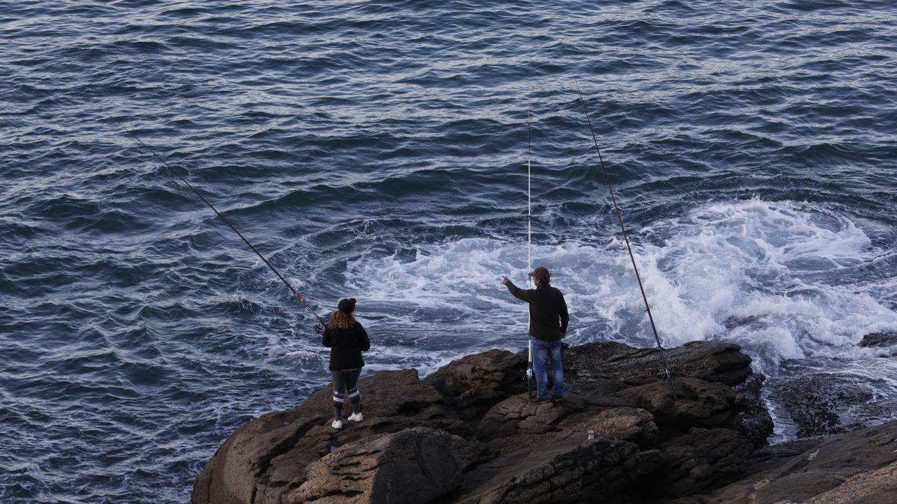 """""""Los recreativos respetan a los pescadores profesionales, que se ganan el pan con dignidad"""""""