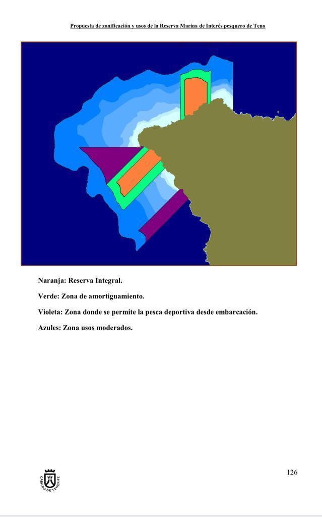 """El cabildo de Tenerife privatiza los recursos públicos pesqueros. Para un uso privativo exclusivo de la pesca profesional.  """"Coto de Pesca"""""""