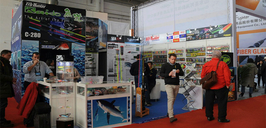 china fish 2018-proypesca-stand