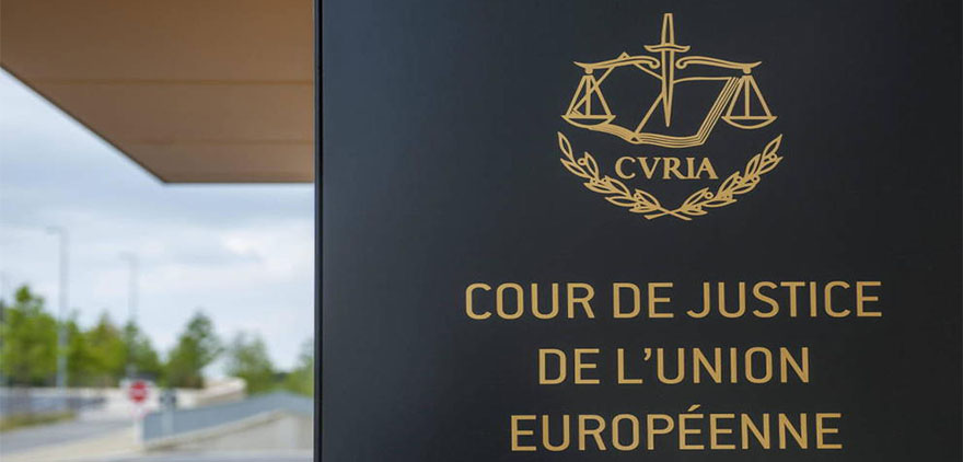 corte de justicia de la union europea