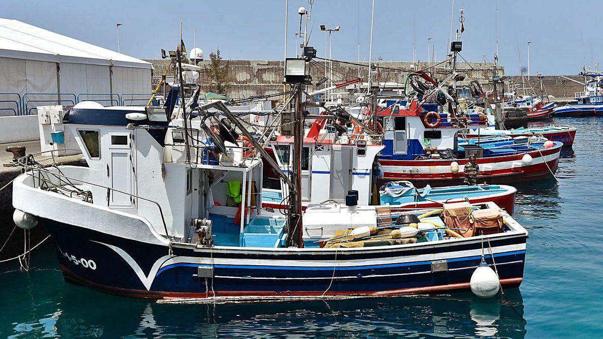 1º Noticia. Gobierno Canario y Sector pesquero profesional, solicitan al Ministerio la mejora de las condiciones de trabajo de la flota canaria