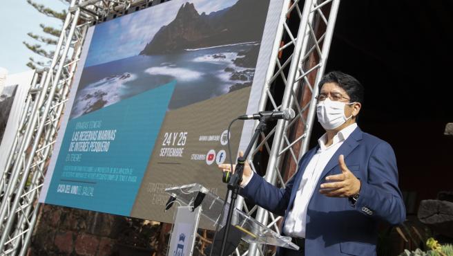 """El Cabildo de Tenerife apuesta por las Reservas Marinas como herramienta """"irrenunciable"""" para la protección del litoral"""
