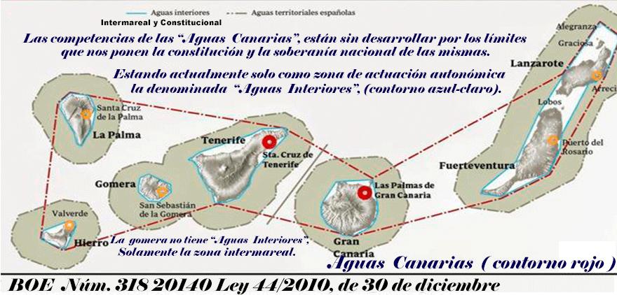 aguas canarias-mapa