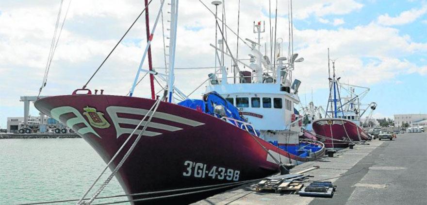 barco pesquero marruecos